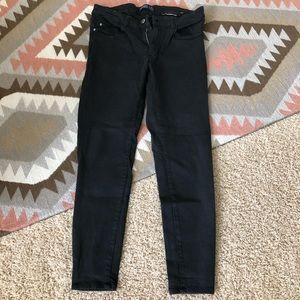 Zara black jean